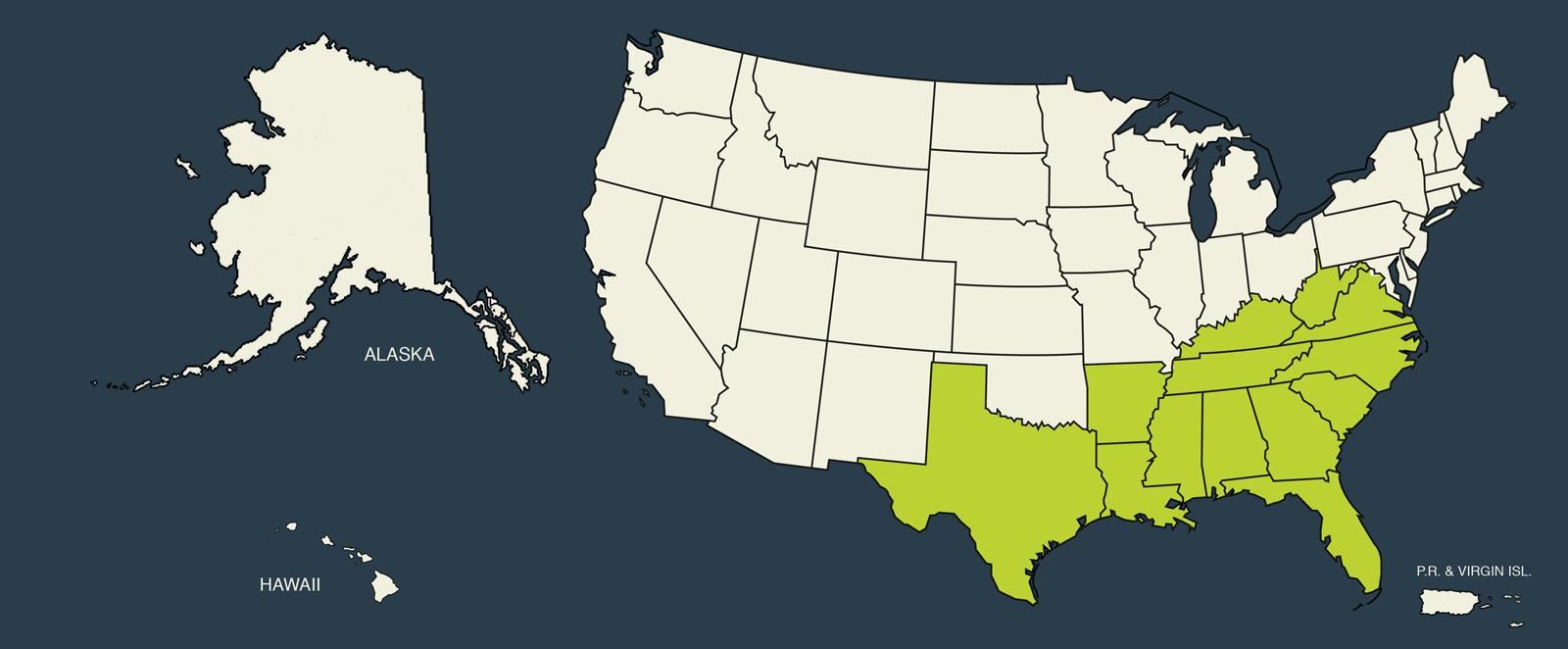 Region_southern